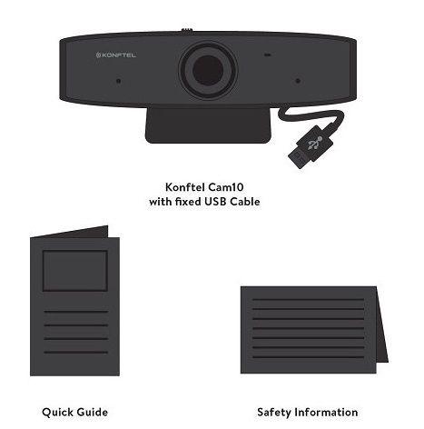 produkt leverans konftel cam10 Konftel cam10 Konftel Cam10