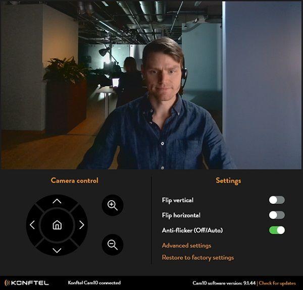 konftel cam10 control konftel personal video Konftel Personal Video